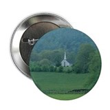 Little Church in Wolf Fork Valley 2.25&quot; Button