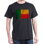 Benin Flag Dark T-Shirt