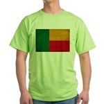 Benin Flag Green T-Shirt