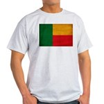 Benin Flag Light T-Shirt