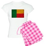 Benin Flag Women's Light Pajamas