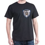 Chicago PD HBT Black T-Shirt