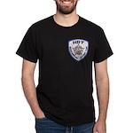 Chicago PD HBT Black T-Shirt