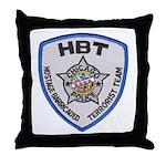 Chicago PD HBT Throw Pillow