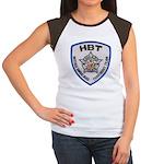 Chicago PD HBT Women's Cap Sleeve T-Shirt