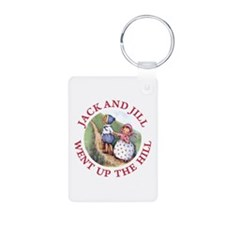 Jack and Jill Keychains