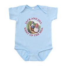 Jack and Jill Infant Bodysuit