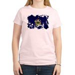 Maine Flag Women's Light T-Shirt