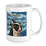 Boston Terrier Large Mug