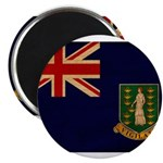 British Virgin Islands Flag Magnet