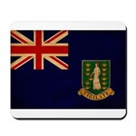 British Virgin Islands Flag Mousepad