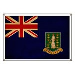 British Virgin Islands Flag Banner