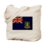 British Virgin Islands Flag Tote Bag
