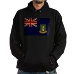 British Virgin Islands Flag Hoodie (dark)