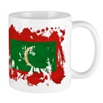 Maldives Flag Mug