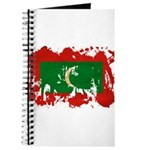 Maldives Flag Journal