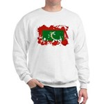 Maldives Flag Sweatshirt