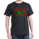 Maldives Flag Dark T-Shirt