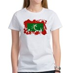 Maldives Flag Women's T-Shirt