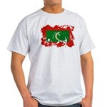 Maldives Flag Light T-Shirt