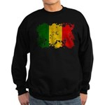 Mali Flag Sweatshirt (dark)