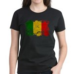 Mali Flag Women's Dark T-Shirt