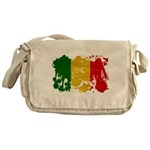 Mali Flag Messenger Bag