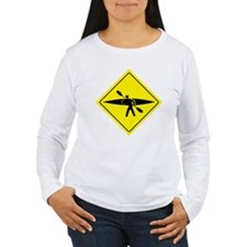 Kayak Crossing - Flatwater T-Shirt
