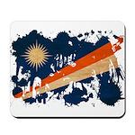 Marshall Islands Flag Mousepad