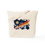 Marshall Islands Flag Tote Bag