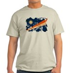 Marshall Islands Flag Light T-Shirt