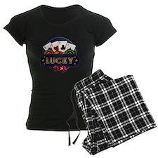 Lucky Gambler Pajamas
