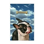 Boston Terrier Mini Poster Print