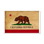 California Flag Car Magnet 20 x 12
