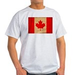Canada Flag Light T-Shirt