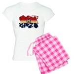 Missouri Flag Women's Light Pajamas