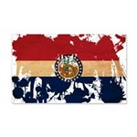 Missouri Flag 22x14 Wall Peel
