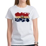 Missouri Flag Women's T-Shirt