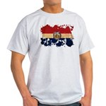 Missouri Flag Light T-Shirt