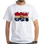 Missouri Flag White T-Shirt
