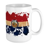 Missouri Flag Large Mug
