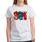 Mongolia Flag Women's T-Shirt