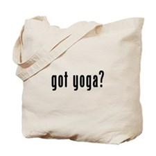 GOT YOGA Tote Bag