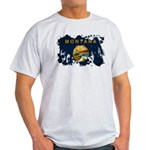Montana Flag Light T-Shirt