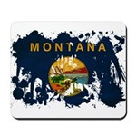 Montana Flag Mousepad