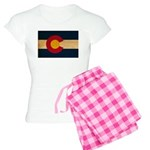 Colorado Flag Women's Light Pajamas