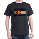 Colorado Flag Dark T-Shirt