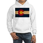 Colorado Flag Hooded Sweatshirt