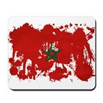 Morocco Flag Mousepad