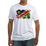 Namibia Flag Shirt